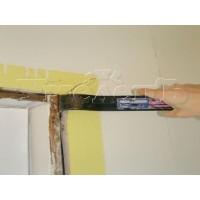 Демонтаж откосов из гипсокартона или панелей ПВХ