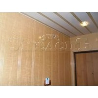 Устройство отделка обшивка стен пластиковыми панелями