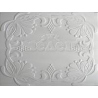Монтаж клеевой плитки на потолок