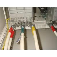 Подключение силовой линии электрощит