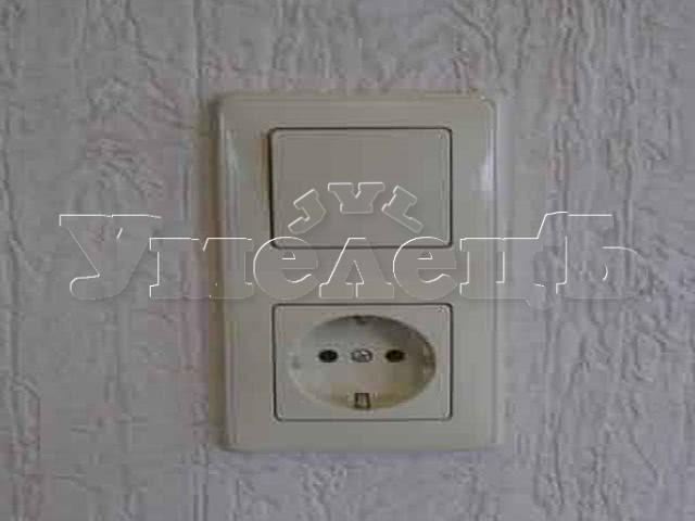 Установка розеток выключателей. Электромонтажные работы. Ремонт квартир в Москве и Подмосковье.