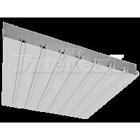 Монтаж реечных потолков