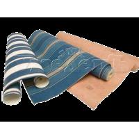 Оклейка потолка бумажными флизелиновыми виниловыми обоями
