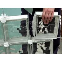 Кладка перегородок стеклоблоков