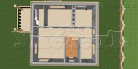 Дом второй этаж 3