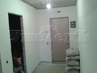 Коридор выход из квартиры до ремонта