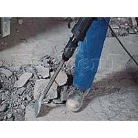 Демонтаж цементной стяжки не армированной толщиной до 5 см