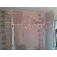Штукатурка стен высококачественная по маякам 30 мм