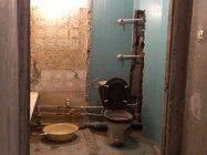 Удаление стены между ванной и туалетом