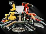 Инструмент строительной бригады