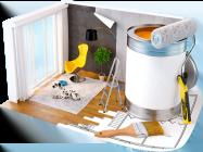 Капитальный ремонт в гостиной