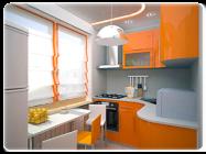 Создание двухуровневого потолка на кухне