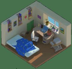 Капитальный ремонт детской комнаты