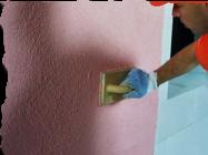 Финишное выравнивание стен